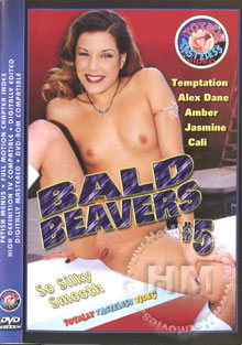 Bald Beavers #5 Box Cover