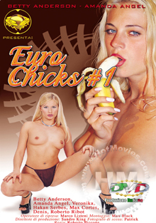 Euro Chicks #1 Box Cover
