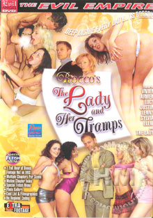 The Lady And Her Tramps Box Cover