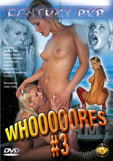 Whooooores #3 Box Cover