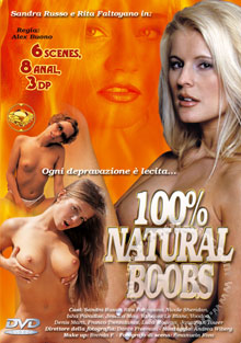 Schiava Dei Sensi (100% Natural Boobs) Box Cover