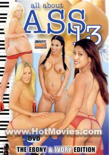 All About Ass 13 Box Cover - Login to see Back