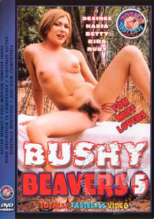 Bushy Beavers 5 Box Cover