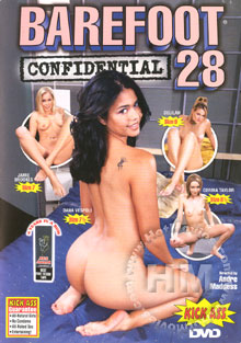 Barefoot Confidential 28 Box Cover