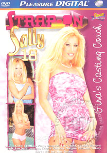 Strap-On Sally 18 Box Cover