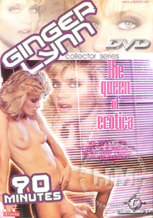 Ginger Lynn - The Queen Of Erotica Box Cover