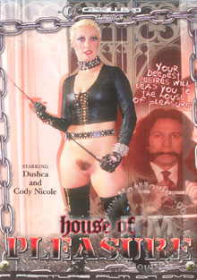 House Of Pleasure Box Cover