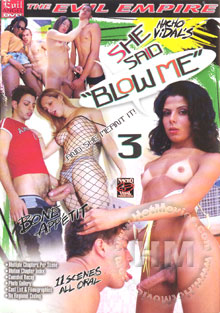 She Said Blow Me ...And She Meant It! 3