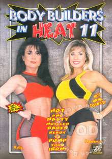 Body Builders In Heat 11 Box Cover