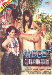 Midget Goes Hawaiian Box Cover