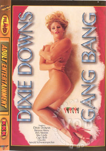 Dixie Downs Gang Bang Box Cover
