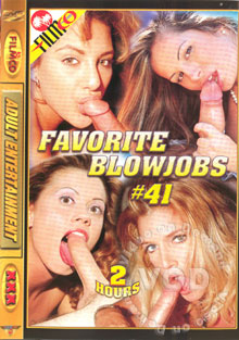 Favorite Blowjobs #41 Box Cover