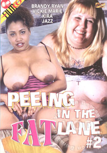 Peeing In The Fat Lane #2 Box Cover