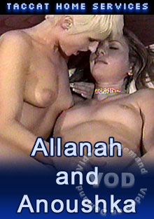 Allanah and Anoushka Box Cover