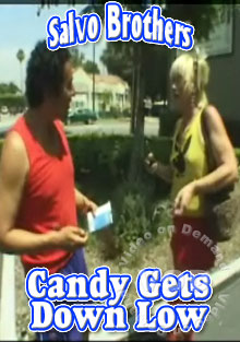 Candy Gets Down Low Box Cover