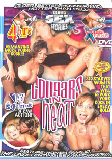 Cougars In Heat