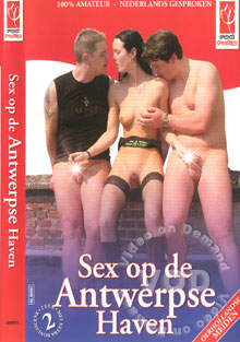 Sex op de Antwerpse Haven Box Cover