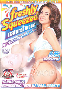 Freshly Squeezed - Natural Brand Box Cover