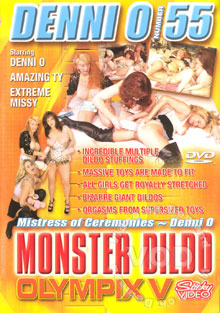 Denni O Number 55 - Monster Dildo Olympix V Box Cover