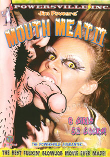 Mouth Meat II Box Cover
