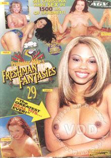 Freshman Fantasies #29 Box Cover
