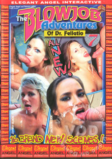 The Blowjob Adventures Of Dr. Fellatio 7 Box Cover