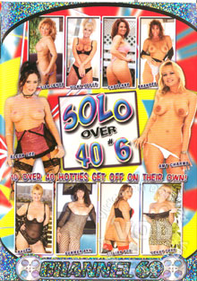 Solo Over 40 #6 Box Cover