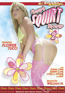Flower's Squirt Shower 2 Box Cover