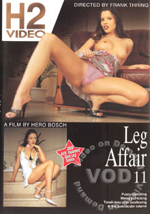 Leg Affair 11 Box Cover