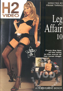 Leg Affair 10 Box Cover