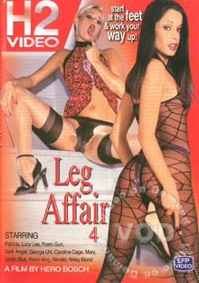 Leg Affair 4 Box Cover