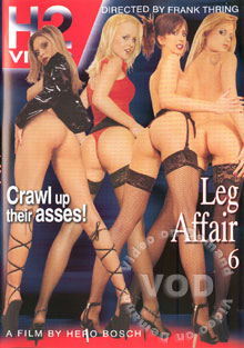 Leg Affair 6 Box Cover