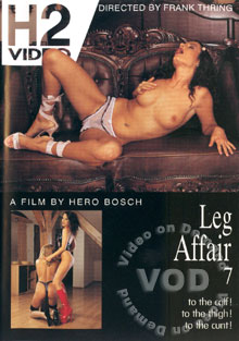 Leg Affair 7 Box Cover
