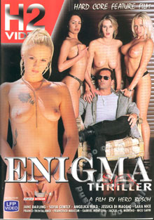 Enigma Sex Thriller Box Cover
