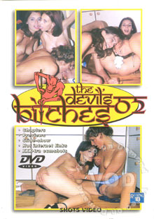 The Devil's Bitches 02 Box Cover