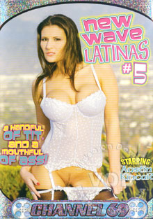 New Wave Latinas #5 Box Cover
