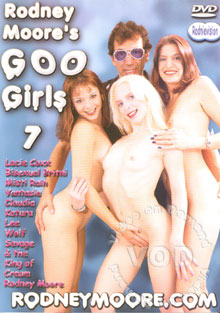 Goo Girls 7 Box Cover