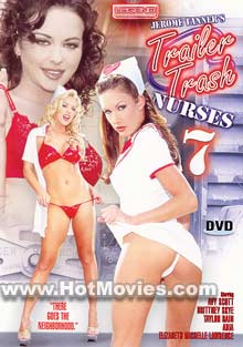 Trailer Trash Nurses #7 Box Cover