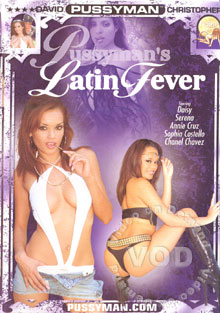 Pussyman's Latin Fever Box Cover