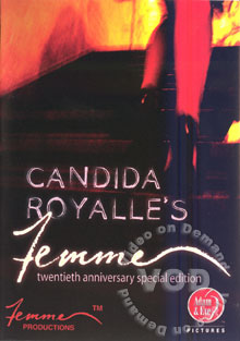 Candida Royalle's Femme - Twentieth Anniversary Special Edition Box Cover