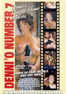 Denni'O Number 7: Denni's Private Home Movies Box Cover