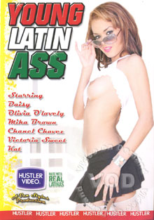 Young Latin Ass Box Cover