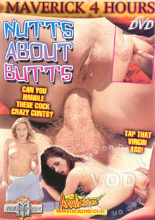 Nutts About Butts Box Cover