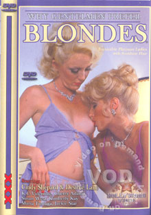 Why Gentlemen Prefer Blondes Box Cover
