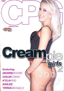Cream Pie Girls 2 Box Cover