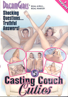 Casting Couch Cuties 5 Box Cover