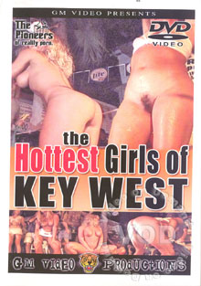 The Hottest Girls Of Key West Box Cover