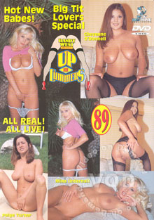 Up And Cummers 89 Box Cover