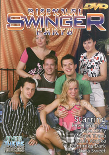 Bisexual Swinger Party Box Cover