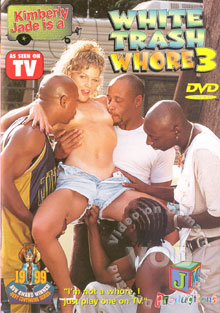 White Trash Whore 3 Box Cover